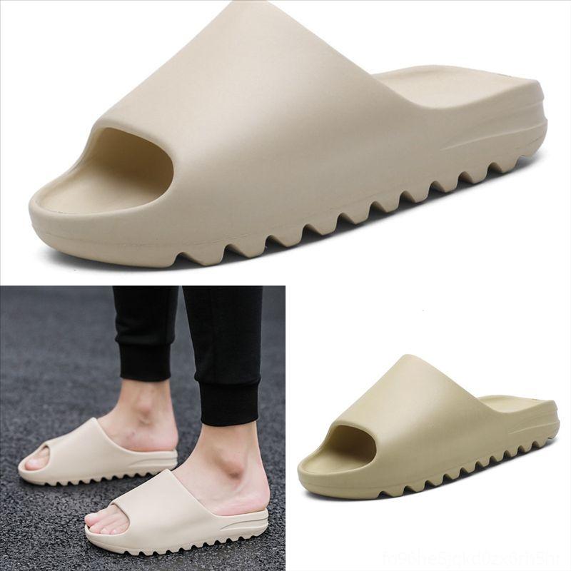 ZpKMV home Summer Women's Plus Size Slippers Sandals Fashion Sequins SAGACE Flat Open high quality Rhinestone Shoes Toe Sandals Ladies