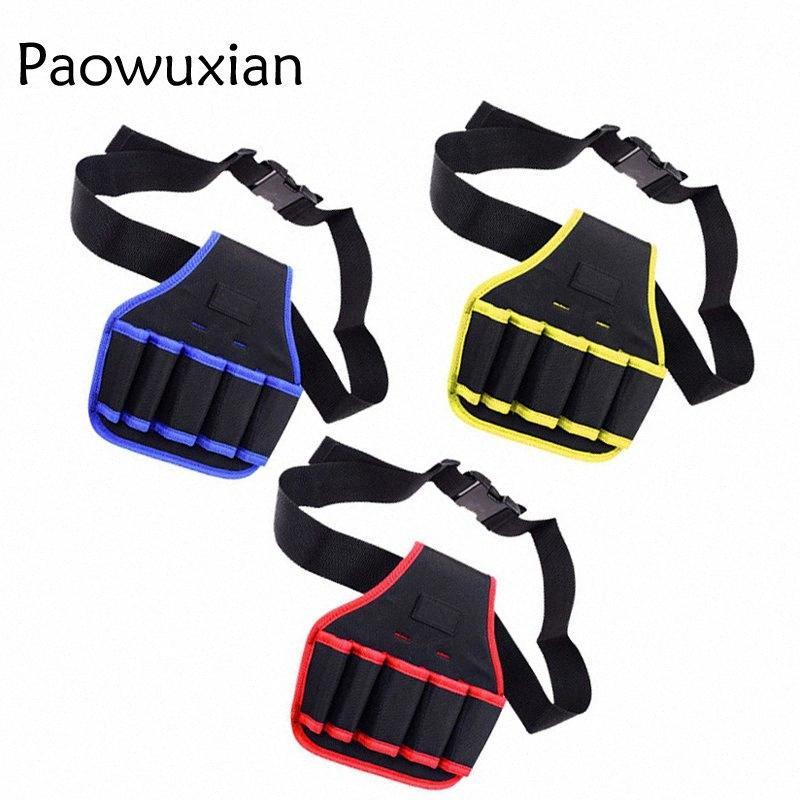 Tamir Çift Katmanlı Oxford Kumaş El Aracı Cep Çantası Zayıf Akım Aksesuarları bXVm # Yeni Elektrikçi Bel Alet çantası