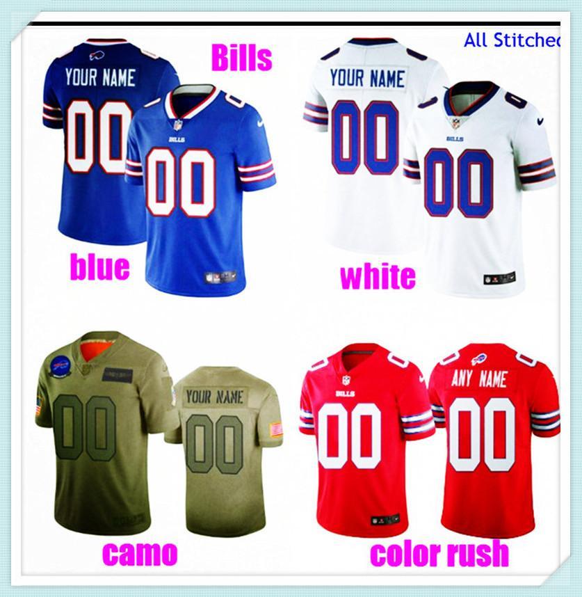 Пользовательские мужские женские молодежные американские футбольные трикотажные изделия Спорт NFC AFC Команды Аутентичные США Новый Индивидуальный 2021 Футбол Джерси DHL 4XL 5XL 6XL