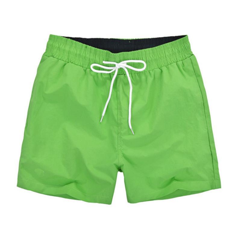 crocodile mens designer swimming trunks beach shorts France fashion Quick drying men s casual swim short 10 colors 2XL free shipping ABDD