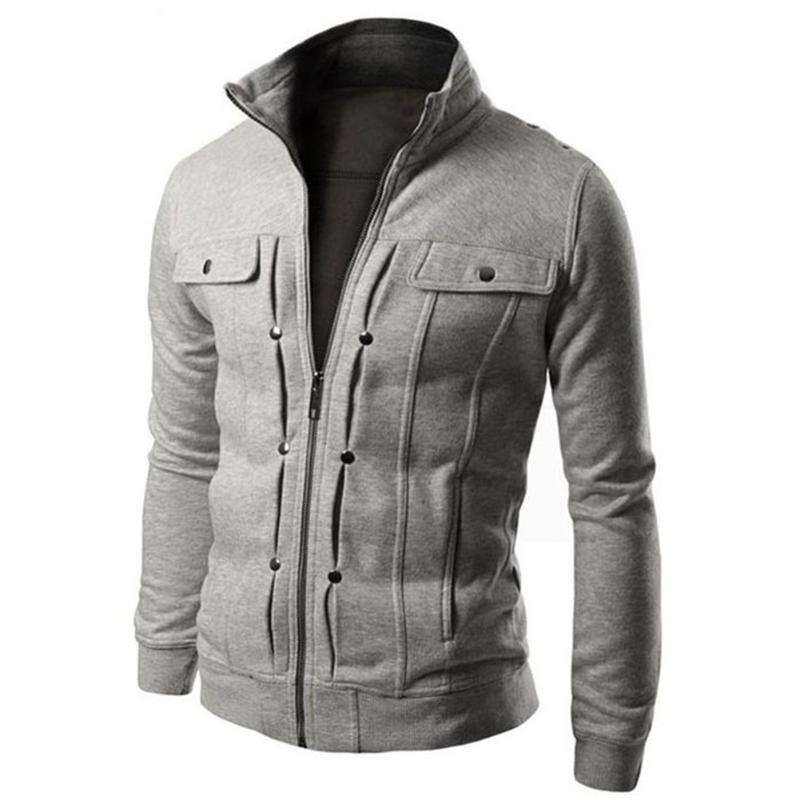 Autumn Winter Bomber Jacket Mens 2020 New Casual Outwear Windbreaker Coats Male Fashion College Zipper Jacket Hommes Hoodies 3XL