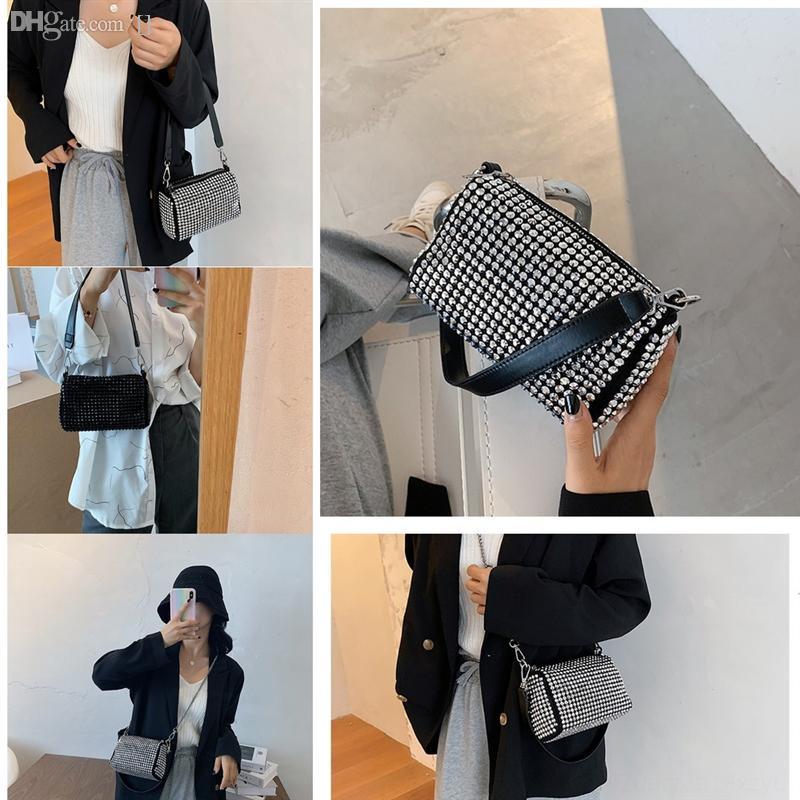 Sacs de qualité élevés Sacs de qualité Femmes sac en cuir sac à main original mode rétro sacs à main de concepteur Charme de luxe rabat AJDJP Épaule Sunset Wqaga