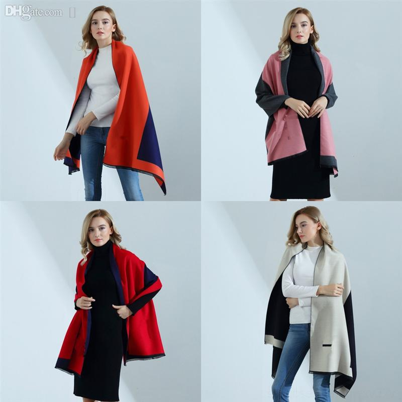 MQH7E Zebra Designer Leopard Print Hijab Schals Tücher langer weicher Schal Print Wrap Schal Hohe Qualität Neue Fransen