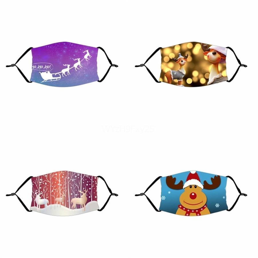 Печатный Prective маска пыл маски для лица Цветка конструктора WashableFace маски # 751