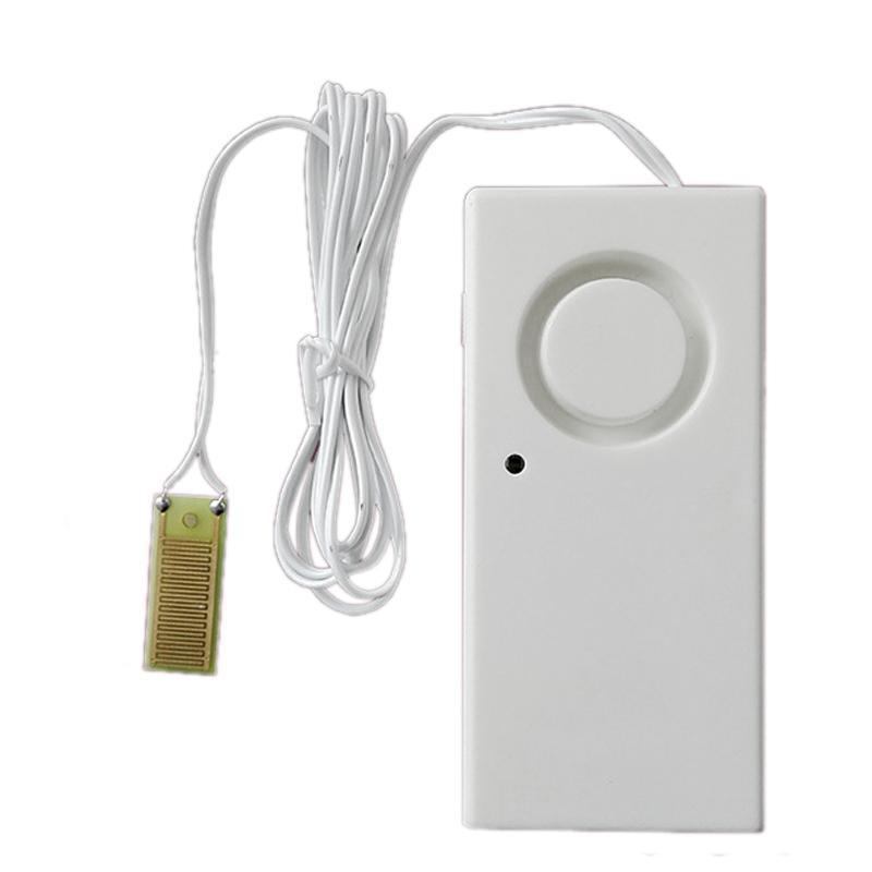 Главная сигнализации утечки воды Пятно сигнализации Детектор утечки воды Независимый датчик обнаружения оповещения о паводках Переполнение безопасности