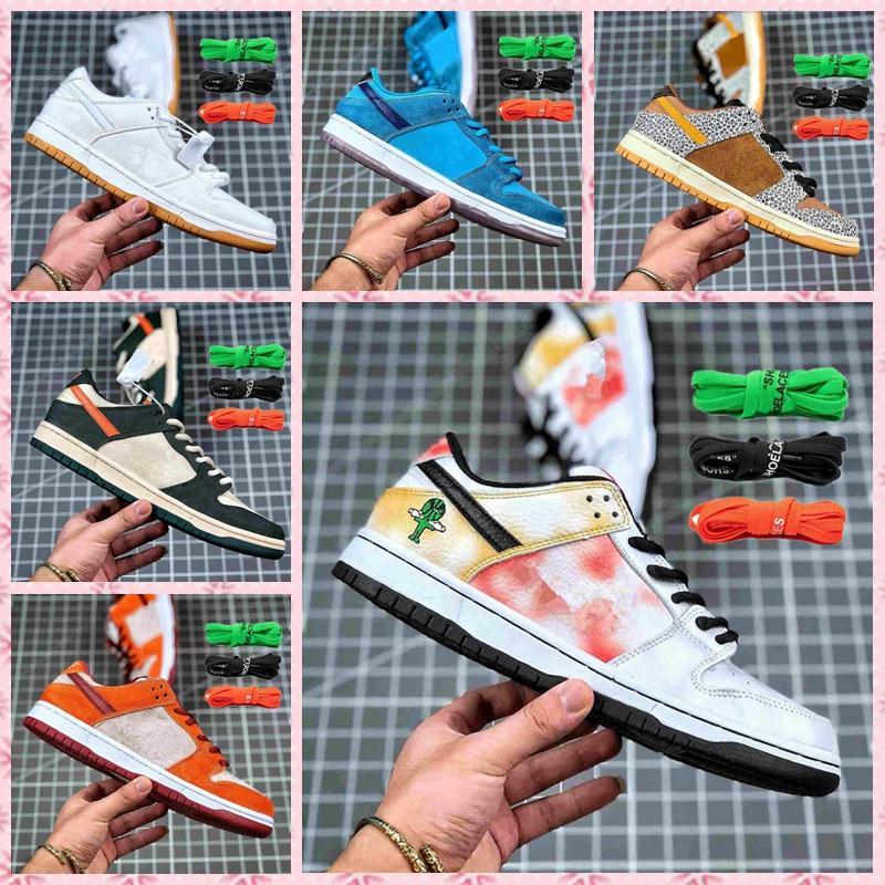 Yüksek Qualityl Hangi Dunk SB Düşük Erkekler Kadın Koşu Ayakkabıları Limon Yıkama Spor Sneakers Erkek Kaykay Eğitmenler Boyutu 36-45