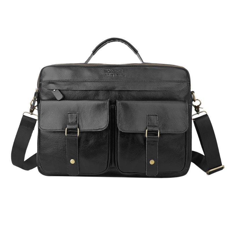 Bags08 Мужские сумки для мужчин Качество Бизнес Посланник Сумки через Crossbody Мужская высокая подлинная роскошная кожаная кожаный портфель LDTMN
