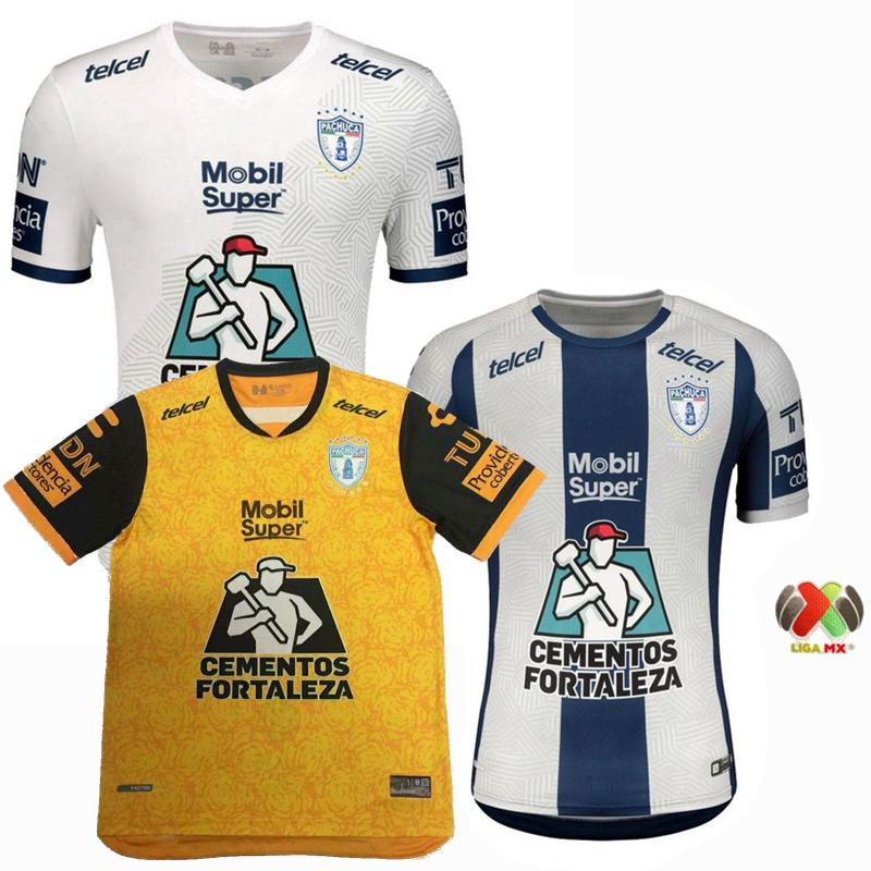 Acquista Liga MX 20 21 CF Pachuca Maillots De Foot Soccer Jersey Home Away 3rd 2020 2021 Camicia Da Calcio S 4XL A 10,91 € Dal Aa416764580 | ...