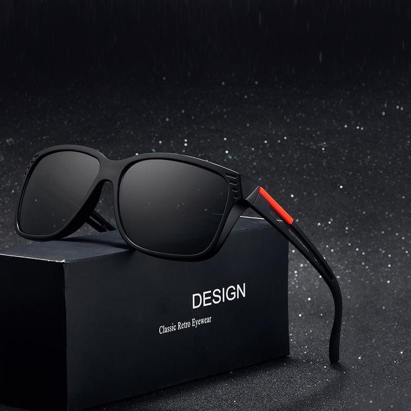 Солнцезащитные очки Masculino Урожай Солнцезащитные очки для мужчин 2021 Дорожка Hombre Gafas Luxury Designer Bril Zonnebril Okulary
