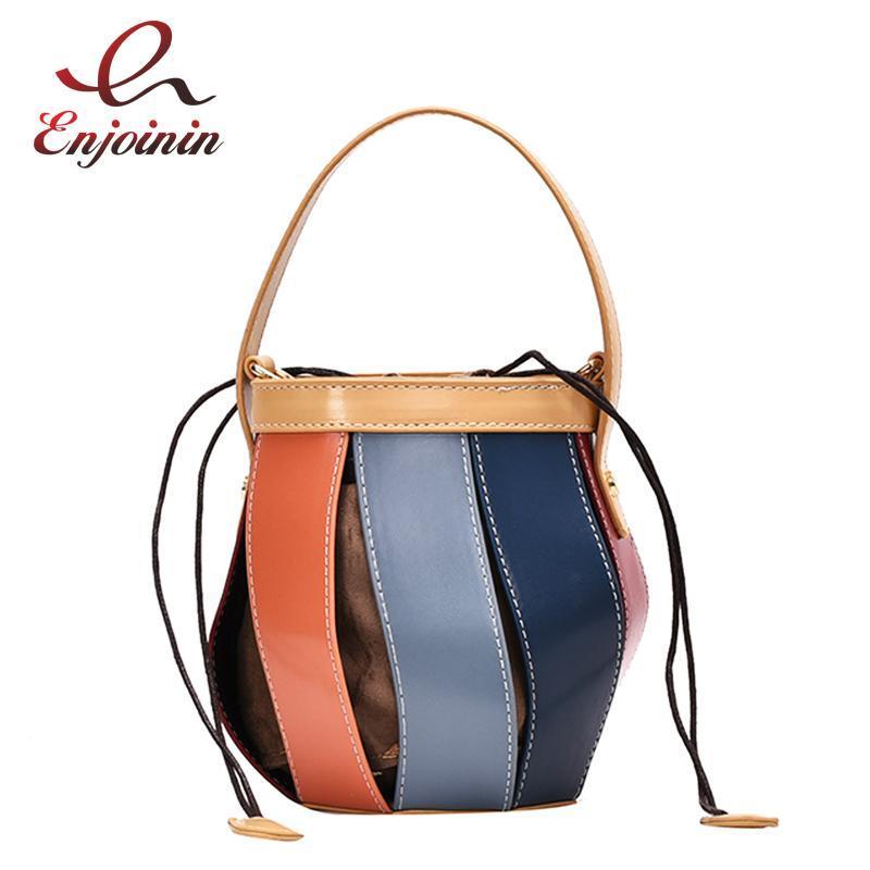 Mulheres Lady Handbags Mini Ombro Simples Viagem Colorida para Crossbody Luxo Bucket Design Jcfgo Tote Bolsa Sacos Especiais Saco Senhoras JKFO
