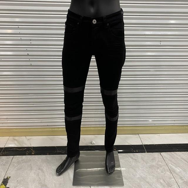 20S Новый Luxurys Дизайнер осень Белый Стиль женщин джинсы Slim-Fit ноги мотоцикла Байкер Denim Модельер мужские джинсы Hip Hop Top Quality