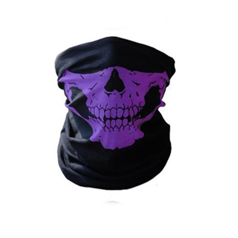 DHL Хэллоуин аниме вечеринка череп скелет волшебные шарф маски 2020 новый дизайн банада шеи гайтер на открытом воздухе спортивная езда