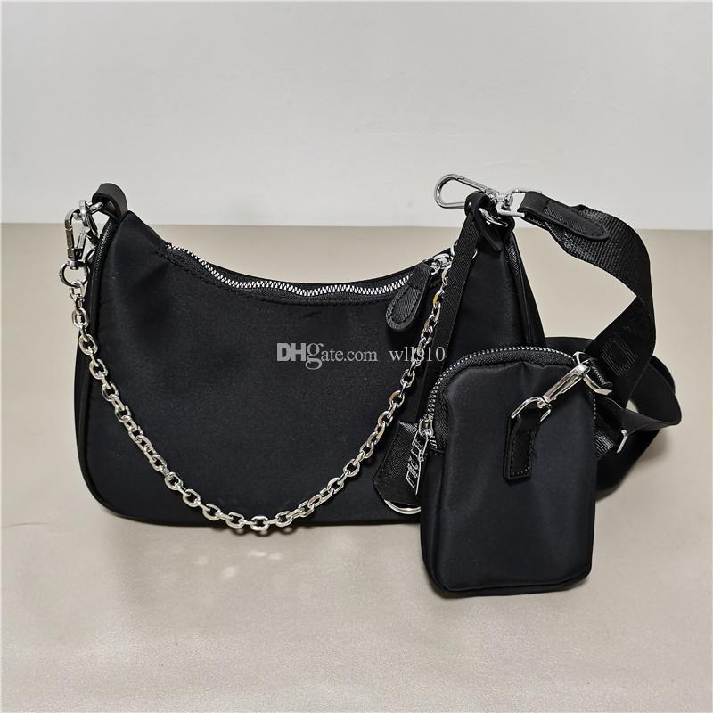 Bolsos de la lona del bolso de las mujeres del hombro para las mujeres en el pecho paquete de bolsas de dama cadenas bolsos hobo de lona al por mayor para el bolso bolsa de mensajero 2005