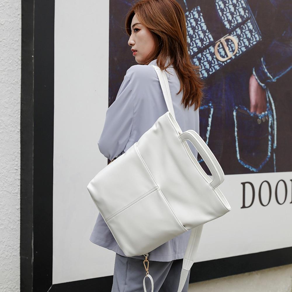 couro macio grande capacidade de negócios de moda masculina de computador mochila nova em alta Computer bagTravel saco estudantes bagschool de viagem em 20