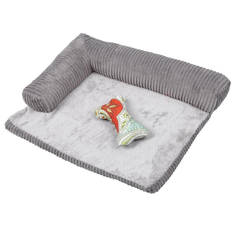 Luxe Grand Chien Canapé-lit Chien Chat Coussin pour Big Dogs Lavable Nest Cat Teddy Puppy Mat Kennel Square Pillow Maison Pet