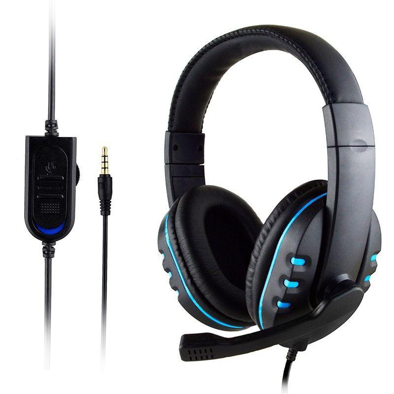 الأدوات الألعاب سماعات سماعة التحكم بحجم الصوت للكمبيوتر XBOX ONE PS4 سماعة سماعة رأس للكمبيوتر سماعة
