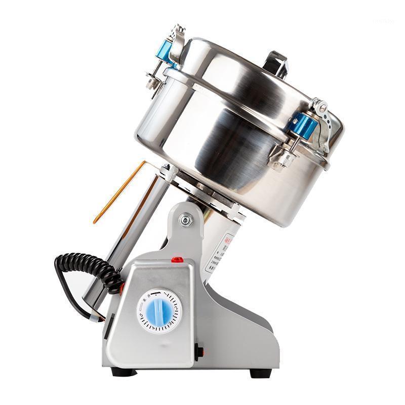 القهوة الكهربائية المطاحن 2000G مطحنة الحبوب التوابل المنزلية يمكن طحن الحبوب الأعشاب وSpices1