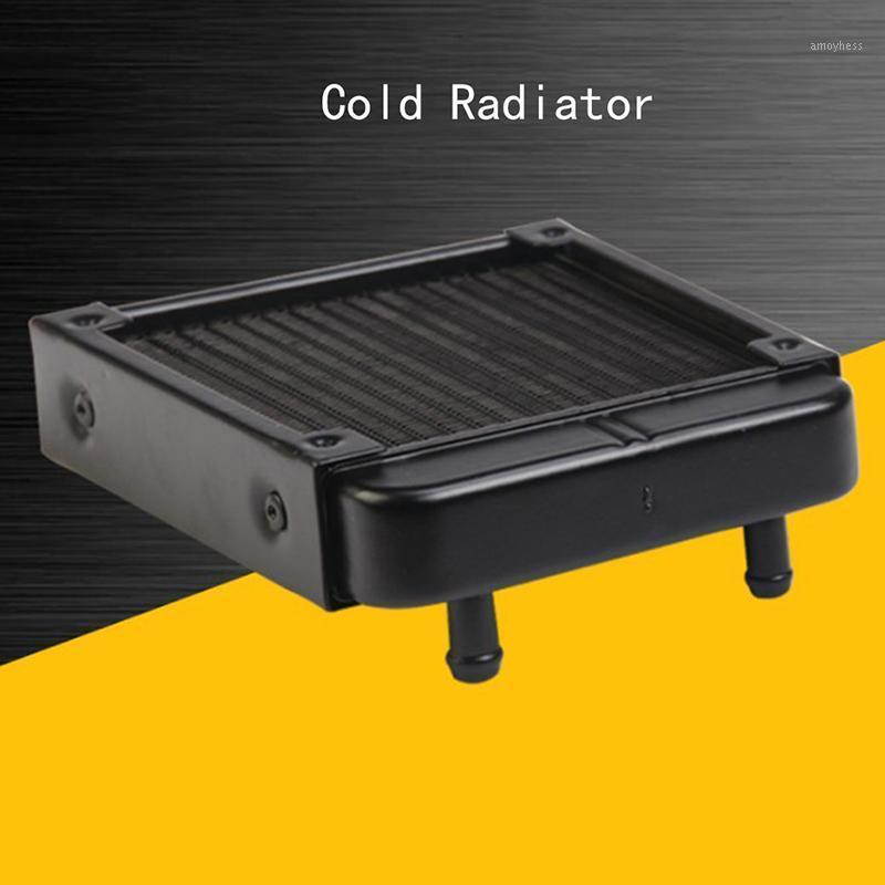 Portable Cold Water Cooling Radiator PC Copper Liquid Cold Row Heatsink For Computer1