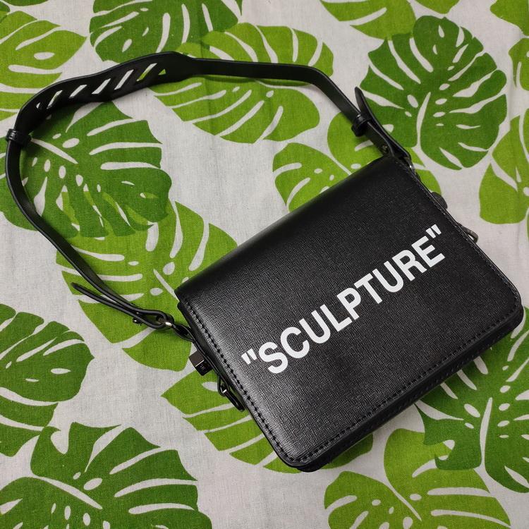 Clip scultura Autentica borse nuove borse bianche borsa borsa e spalla nera Qhfil