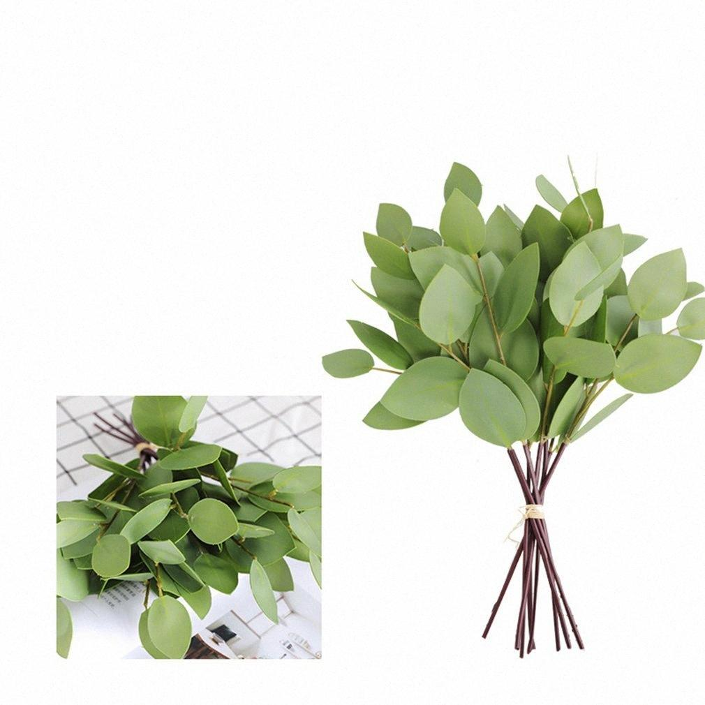 Home simulation flower green leaf Artificial Flowers Carnation Bouquet for Mother's Day Gift Fake Flowers 5OuC#