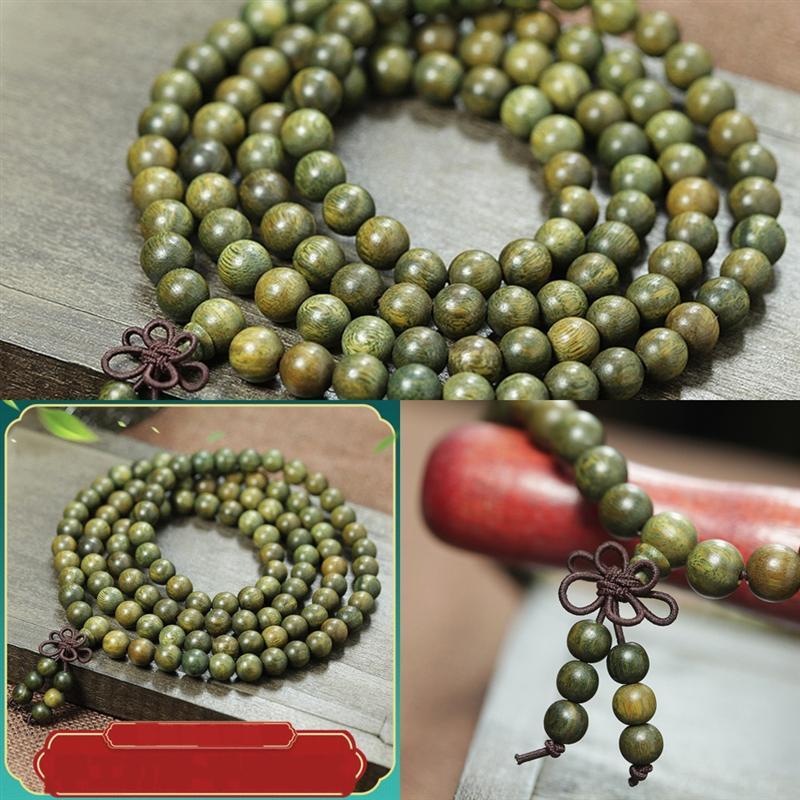 IKBCH_DHGATE homens Bralet Suas mulheres Beaded Den Wrap Boho Braceletes feitos pulseira de corda encerado Lapis Lazulinatural Stone Frisado