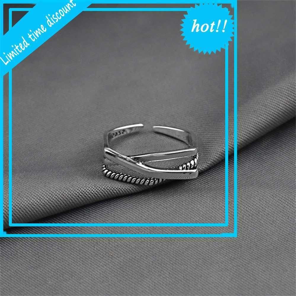 Accessori per anello geometrico irregolare creativo di modo
