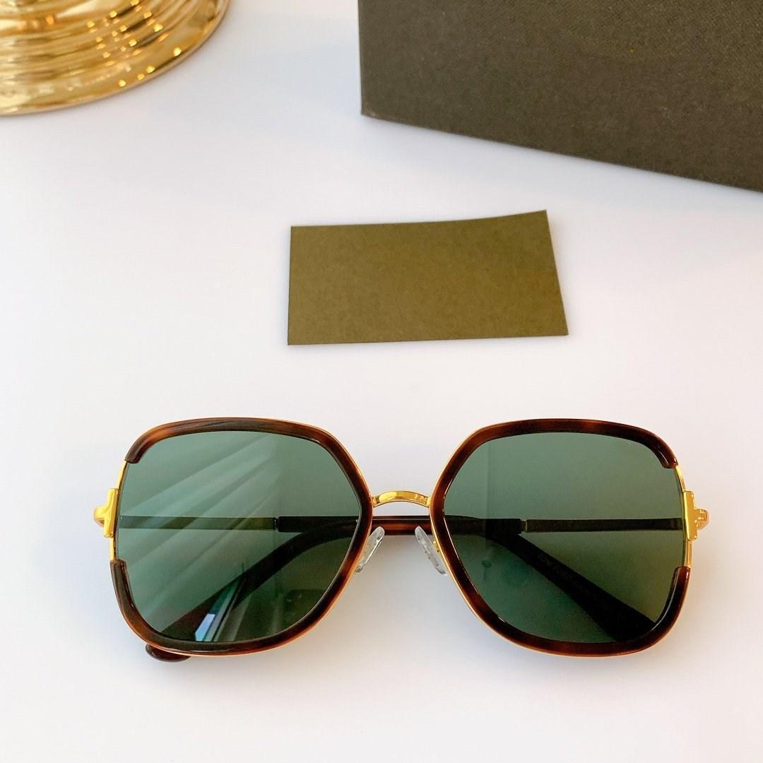 de la mode hommes nouveaux design Lunettes de soleil Lunettes de soleil femme pleine monture de lunettes lunettes rectangulaires FT0876