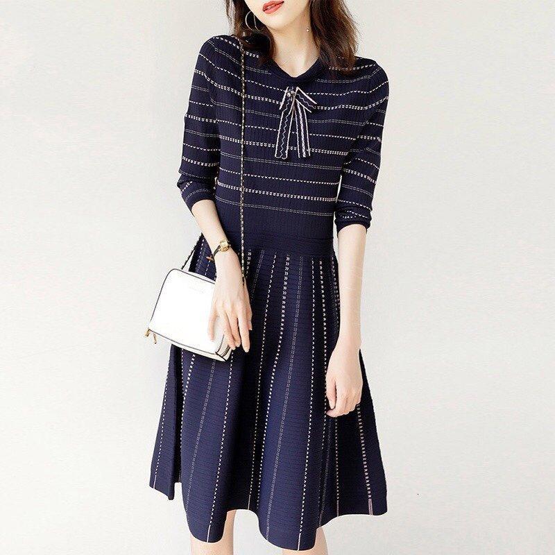 Designer-Kleider für Frauen Kleider für Frauen Kleider empfehlen Großhandel neues besten gehetztes klassisches einfaches WOLA