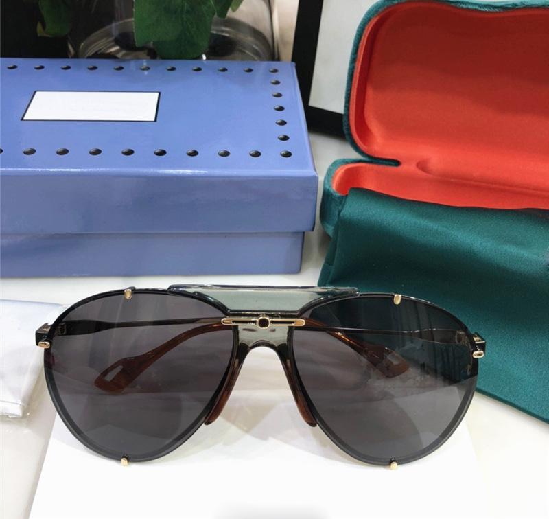 Neue männer qualität ultralicht frauen sonnenbrille box oval bis materielle Gläser benutzen mode rahmen komfortable pilot tragen top 0740 mit design vdjl