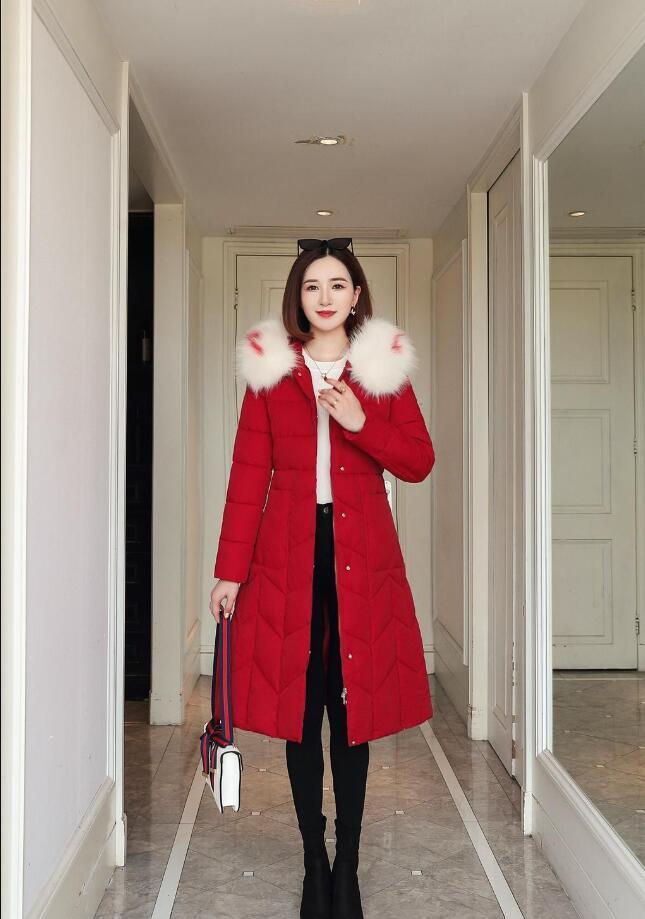 Colen Fourrure Delgado femmes veste d'hiver en coton rembourré chaud épaissir damas manteau largos manteaux Parka femmes veste 201015