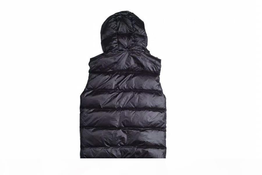 Fashion France Brand Winter Vest Jacket Mens Homme FreeStyle Vest Canada Gilet Down Vest Down jacket Jassen Expedition Parka Outerwear