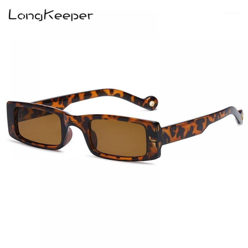 Sunglasses Vintage Square Design Retro Small Rectangle Sun Glasses Ladies Trendy Narrow Frame Eyewears Outdoor1