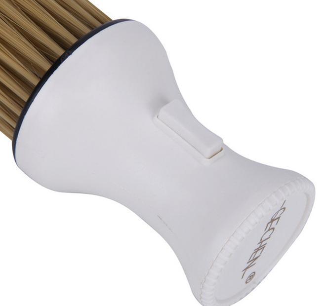 الرقبة الملحقات أدوات الغبار التصميم مشط الشعر تنظيف الحلاقة الحلاقة لينة إزالة تصفيف الشعر فرشاة قطع الأجهزة فرش SQCVM