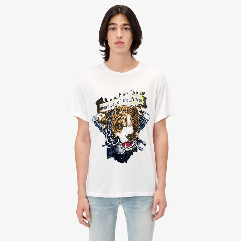 Men's Women Designer T-shirts Short Sleeve Cotton Blend for Summer Fashion High Quality Hot Sale T shirt