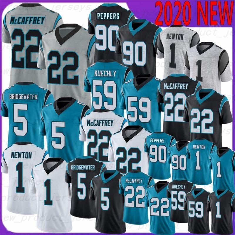 22 Christian McCaffrey 5 Bridgewater 59 Luke Kuechly 1 Cam Newton 90 Julius Peppers 14 Fitzpatrick 3 Jameis Winston 13 Evans Football Jersey