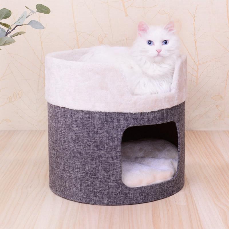 Çıkarılabilir yıkanabilir mat ile kedi çöp küçük kedi tırmanma çerçevesi sisal kazı kurulu malzemeleri ihracat