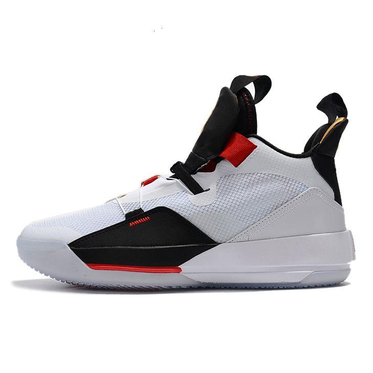 Xxxiii 2020 Uçuş Yüksek Qaulity 33 Tech Paketi 33s Siyah Koyu Duman Gri Yelken Sneakers Yvn8 ait Erkek Basketbol Pf Ayakkabı Gelecek