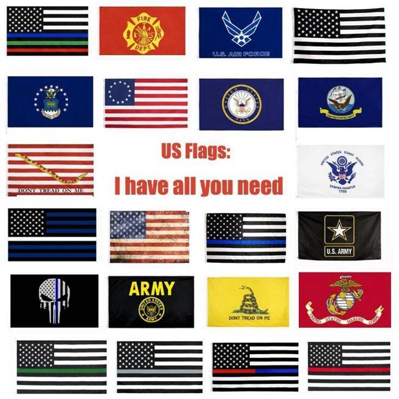 USA أعلام الجيش الأمريكي راية القوات الجوية البحرية كورب البحرية Besty روس العلم لا أميل قاعدة العجلة على ي أعلام رقيقة الخط العلم YYA524