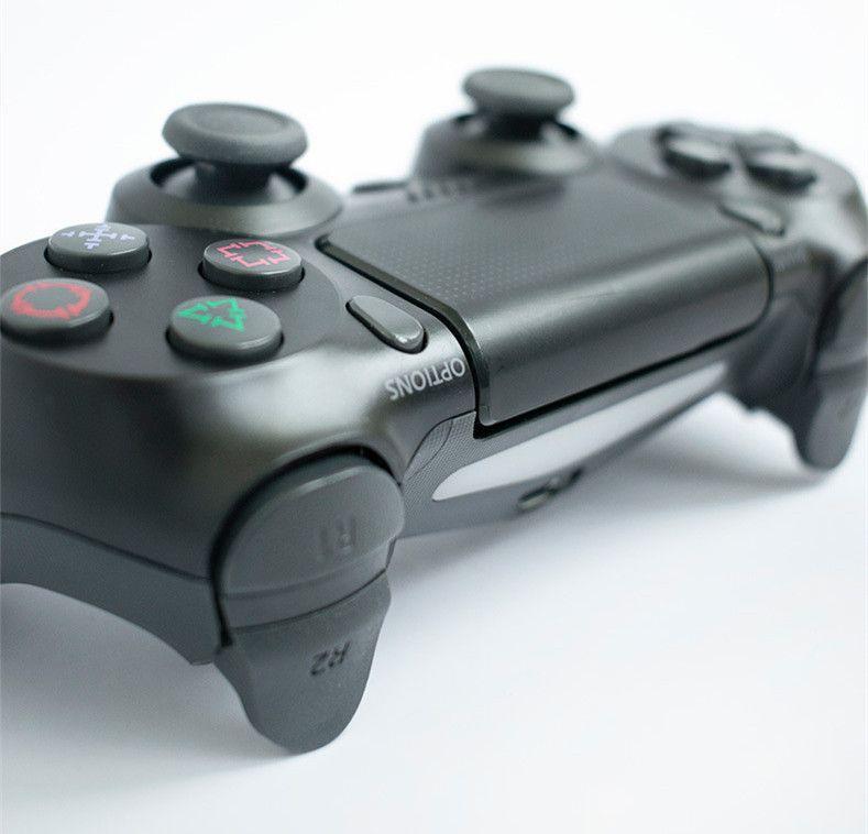 소매 상자 패키지 위장 4colors PS4 무선 블루투스 게임 게임 패드 SHOCK4 컨트롤러 플레이 스테이션을 위해 PS4 컨트롤러