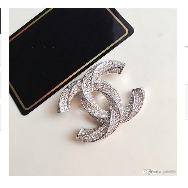 Spilla Nuovo prodotto con Diamante spilla cima di qualità di alta qualità Spilla Donna Selvatica Moda Accessori di alimentazione