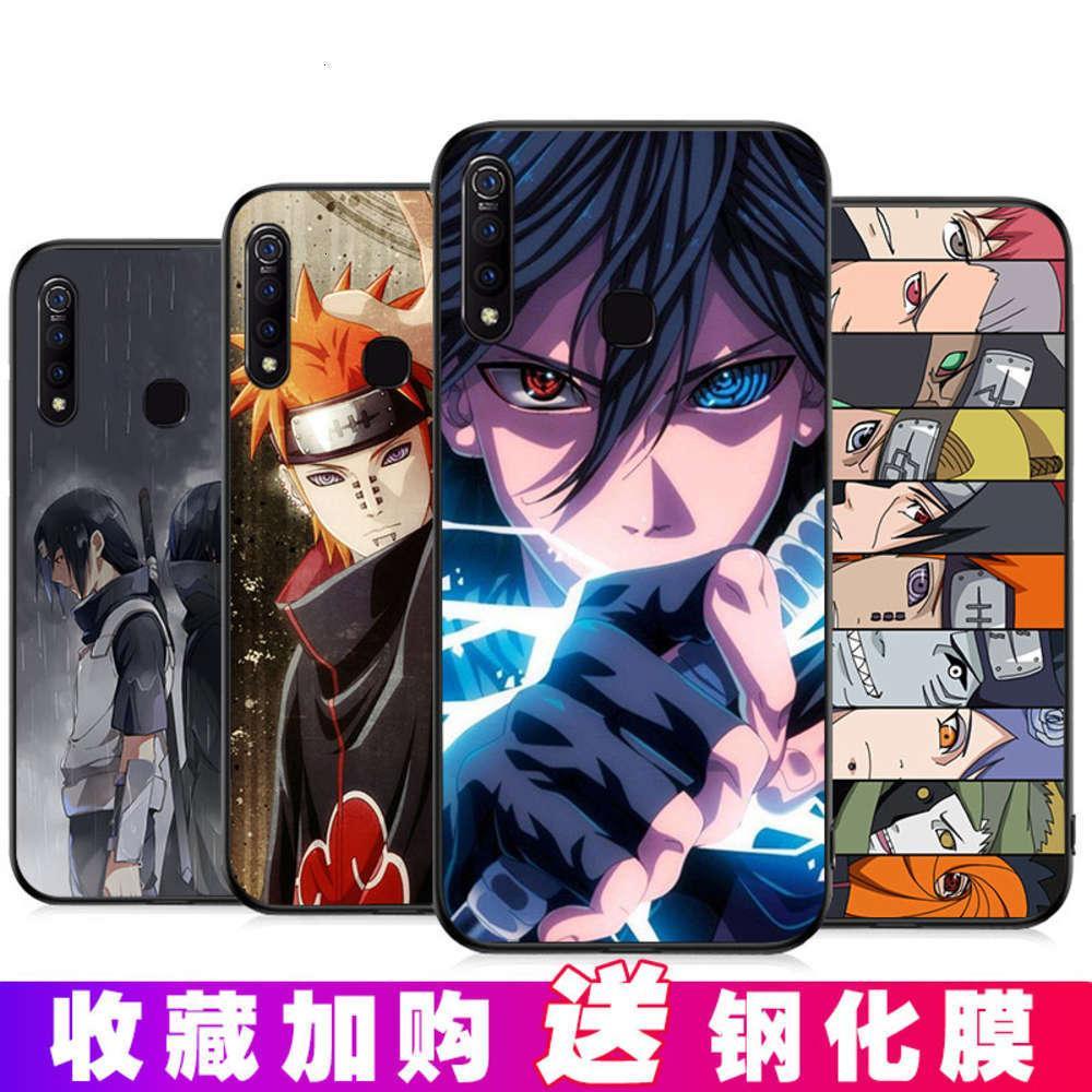 Bgrfvivoz3 Cep Telefonu Kabuk Naruto Z1 Silikon Organizasyon Y85 Karikatür Weasel Z3i Sarılmış Kan Göz Yüzük Yardımı Z1i Yumuşak Kabuk Moda