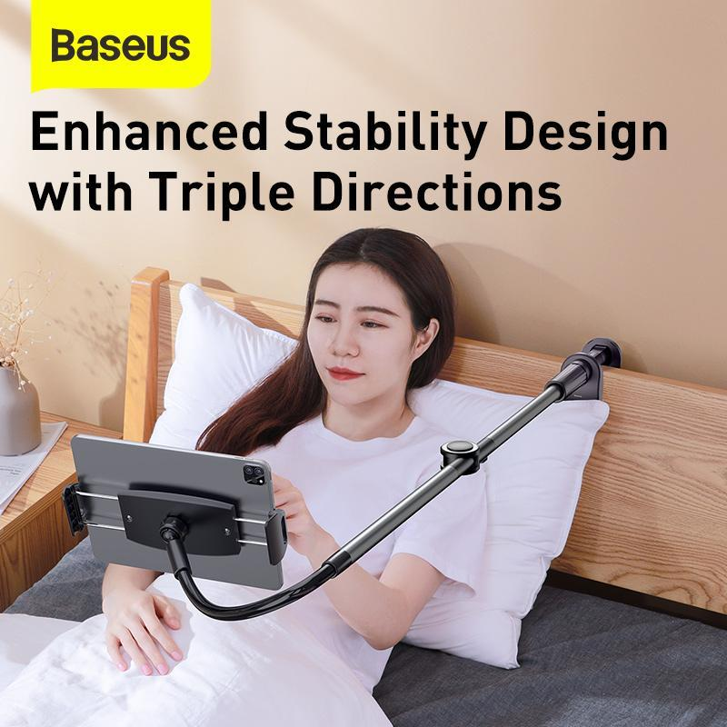 Baseus Rotary Regolment Lazy Holder Universal Desktop Stand del desktop per iPad Phone Mobile 4.7-12.9 Pollici Phone Desktop Phone