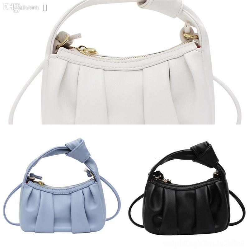 BMPOJ Designer Lüks Çanta Retros Çantalar Kadınlar Omuz Çantası Hakiki Çanta Basit Çanta Kadın Deri için Kumaş Houndstooth -
