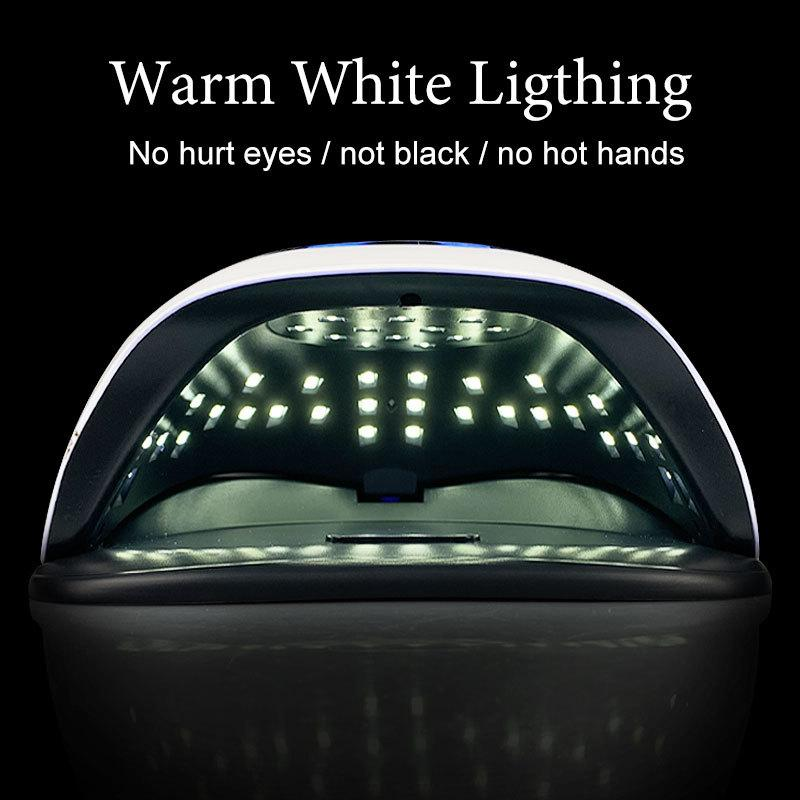 Dryer UV LED for Manicure With LCD Display 4 Time Setting 2020 New Lamp Salon Use Nail Art Equipment