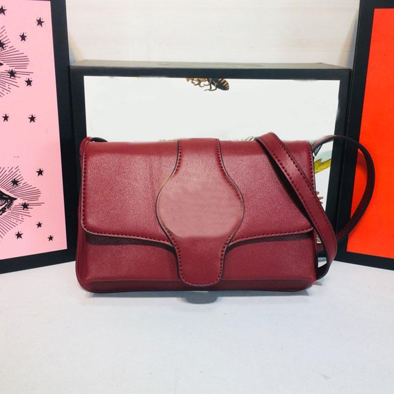 Designer- Lady Messenger сумка сумка лоскут женщины Crossbody маленькая сумка высокого качества плеча кошелек ремень кошелек Nugei