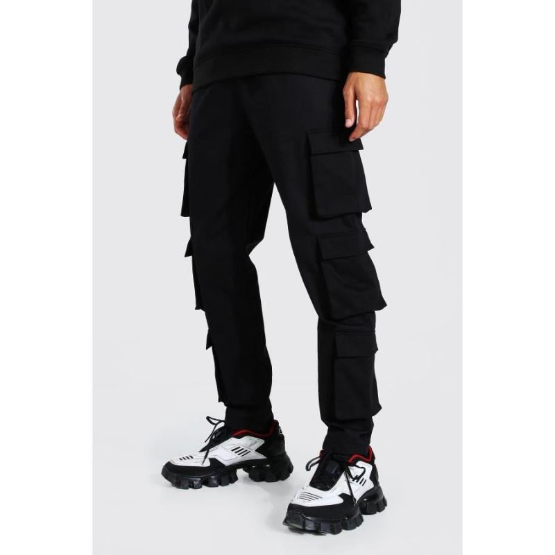 2021 Hommes Vêtements Pour Femmes Courtwalk Populaire Pantalon Casual Multi Poche Plus Costumes de taille 27-46