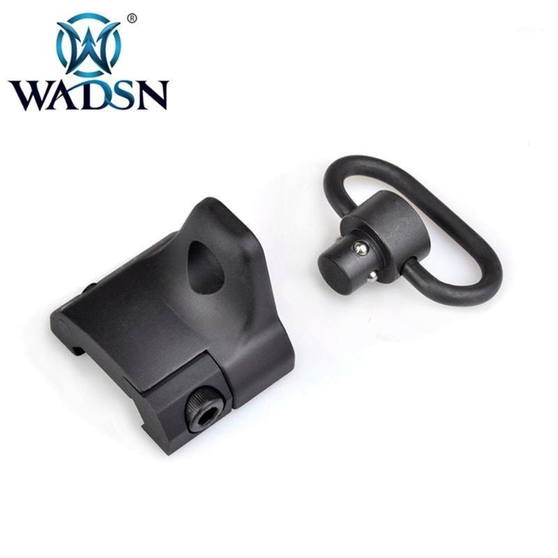 WADSN Tactical Hand-Stop с QD Sling Swivel Mounts Mounts GS Gear Rail Rail Mount 20mm Weaver Rails Base Me04008 Optics Optics1
