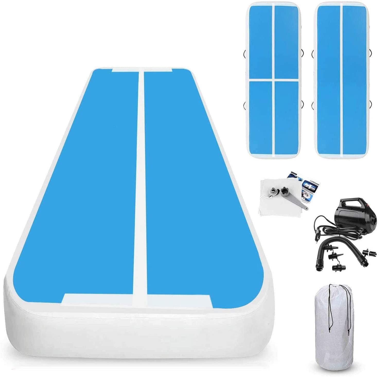 شحن مجاني 3 * 1 * 0.2 متر نفخ airtrack الجمباز تراجع حصيرة الهواء المسار الجمباز معدات الاطفال هدايا