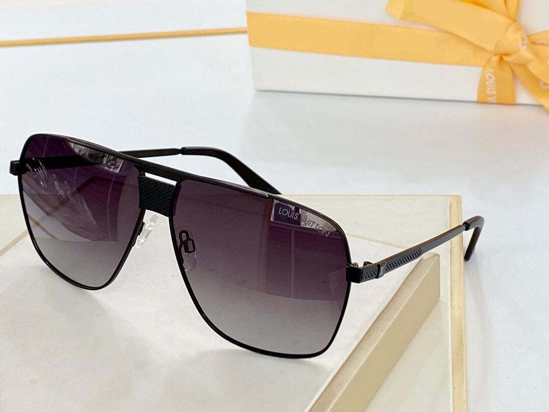 2021 Polarize Güneş Gözlüğü Yeni Moda Renkli Güneş Erkek Sürücü Toad Gözlük Bahar L Gözlük V Z3336