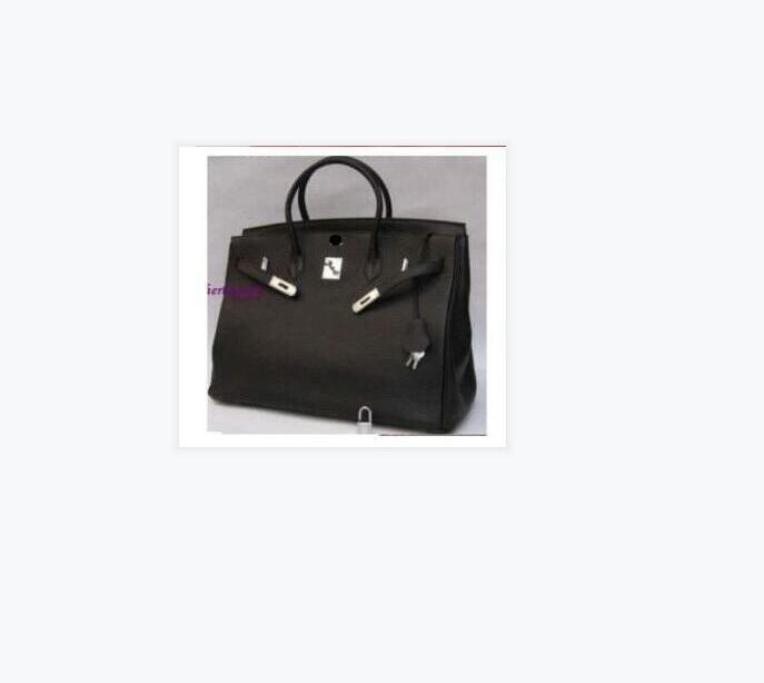 35cm new design woman handbag luxury handbag, fashion handbag, fashion lock big soft bag